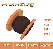 Резиновый компенсатор для нефтепродуктов Ду50 Ру10/16