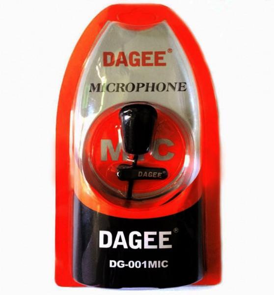 Петличный микрофон петличка  Dagee DG-001 MIC