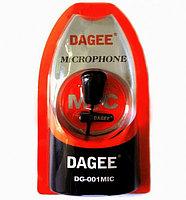 Петличный микрофон петличка  Dagee DG-001 MIC, фото 1