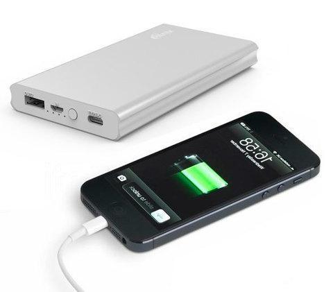 Зарядное устройство портативное RITMIX 10000mAh [QС 3.0, Micro-USB, USB Type-C], фото 2