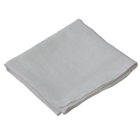 Полотенце вафельное 40х80 см 135 г/м2, 50 шт, фото 2