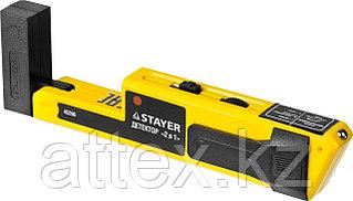"""Металлодетектор STAYER """"STANDARD"""" """"TOPElectro"""" многофункциональный, 2в1 45296"""