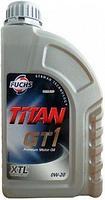 Моторное масло  TITAN GT1 0W-20 1 литр