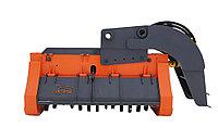 Мульчеры UM-Forest с гидроприводом для экскаваторов и минипогрузчиков ротор 460мм