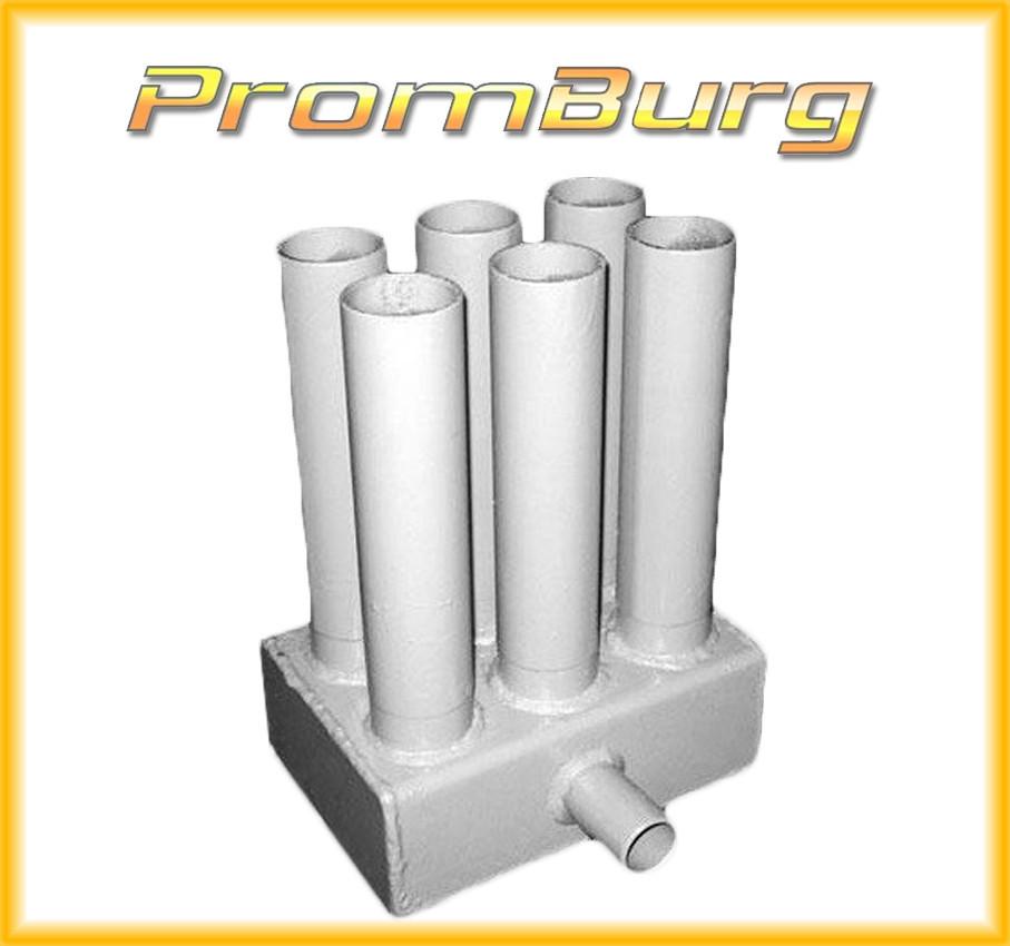 Блочная инжекционная горелка групповая БИГ-2-6