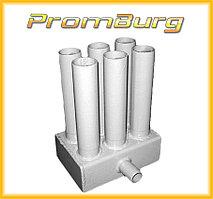 Блочная инжекционная горелка групповая БИГ-2-10