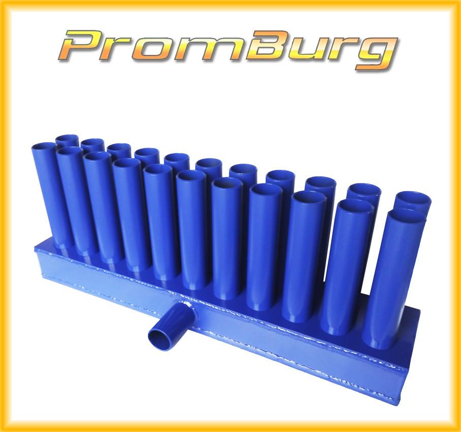 Блочная инжекционная горелка групповая БИГ-2-14