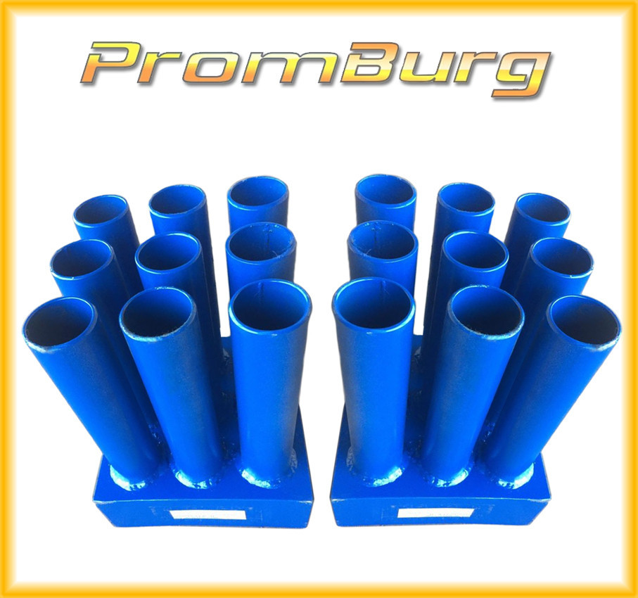 Блочная инжекционная горелка групповая БИГ-3-15