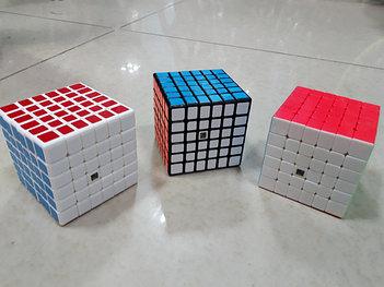 Кубики 6x6x6
