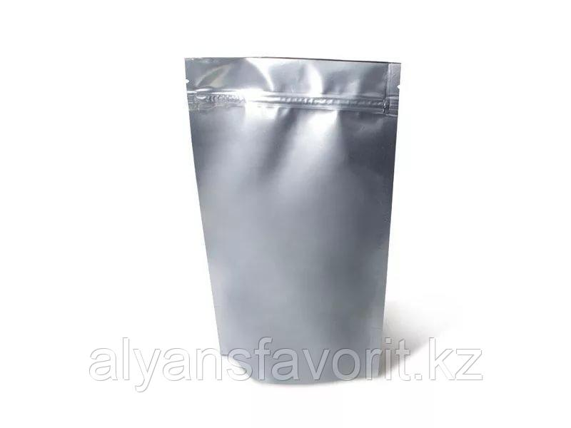 Пакет дой-пак фольгированный (с алюминием) и с замком зип-лок (zip-lock)