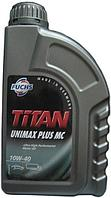 Моторное масло  TITAN UNIMAX PLUS MC 10W-40 1  л
