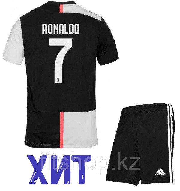 Футбольная форма Juventus 2019/20 года  Ronaldo 7