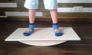 Доска - балансир, фото 2