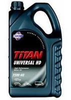 Моторное масло  TITAN UNIVERSAL HD 15W-40V  5  л
