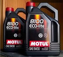 Моторное масло Motul 8100 Eco-Lite 5W30 4L