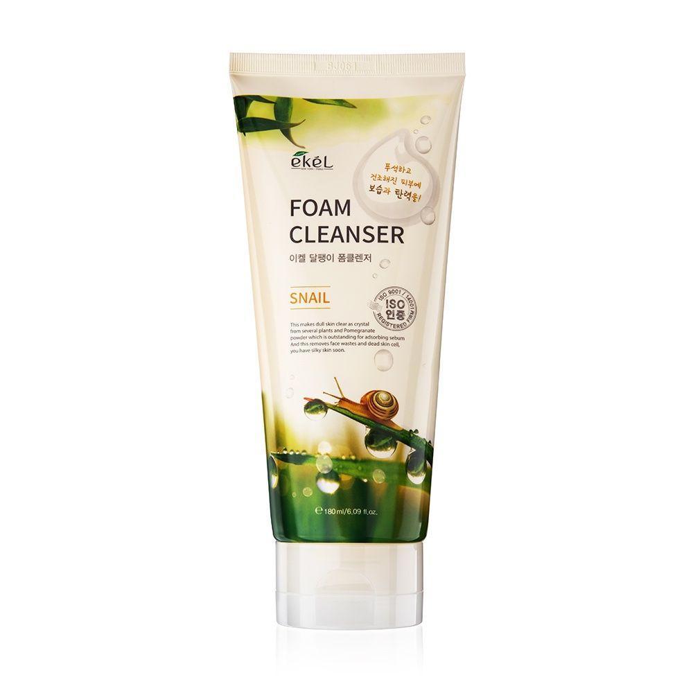 Пенка для умывания Foam Cleanser 180ml. (Ekel) (Snail)