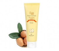 Пенка от чёрных точек и для сужения пор Egg Pore Corset Foam 120ml (The Skin House)