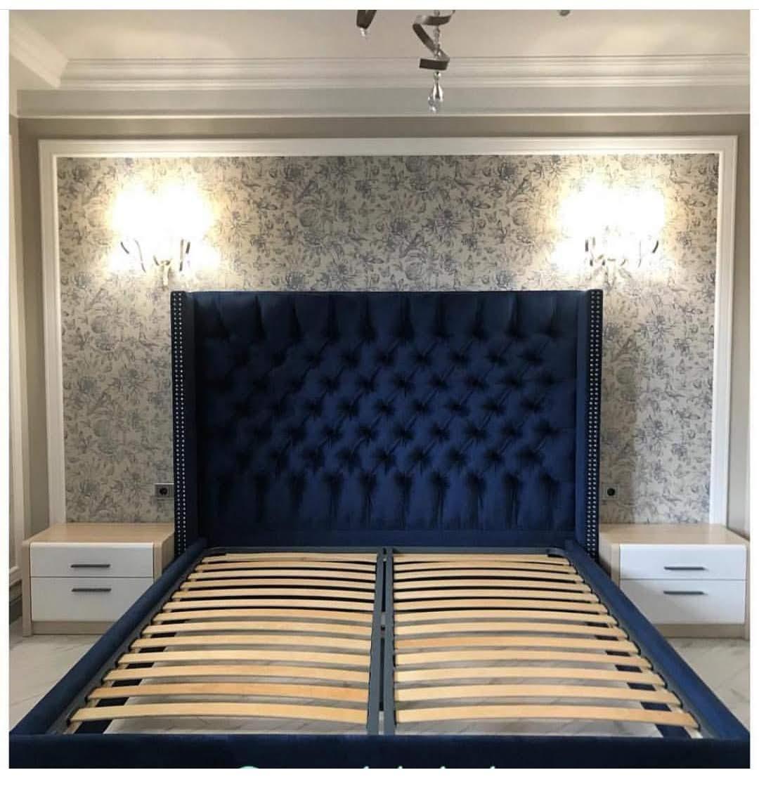 Кровать из дерева RIMK-7