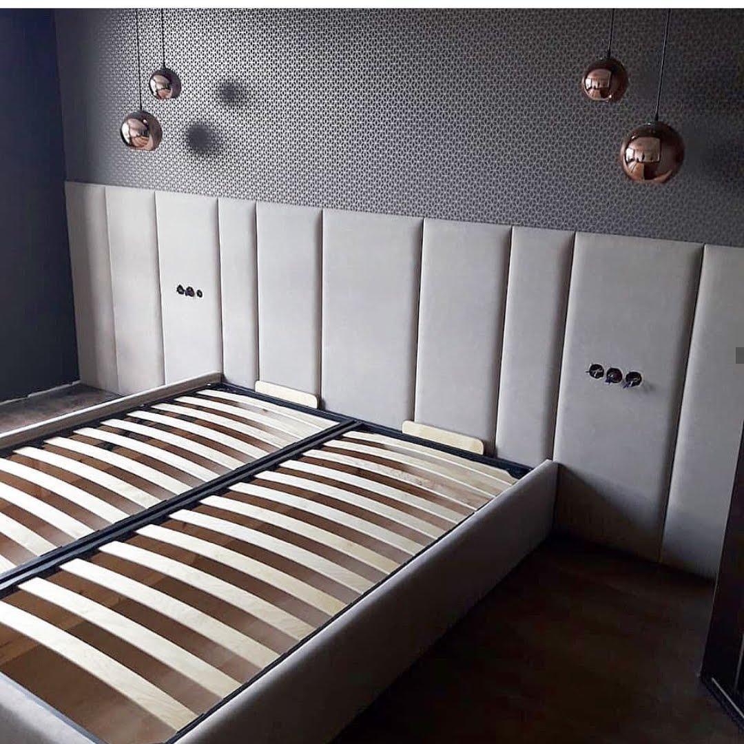 Деревянная кровать RIMK-16