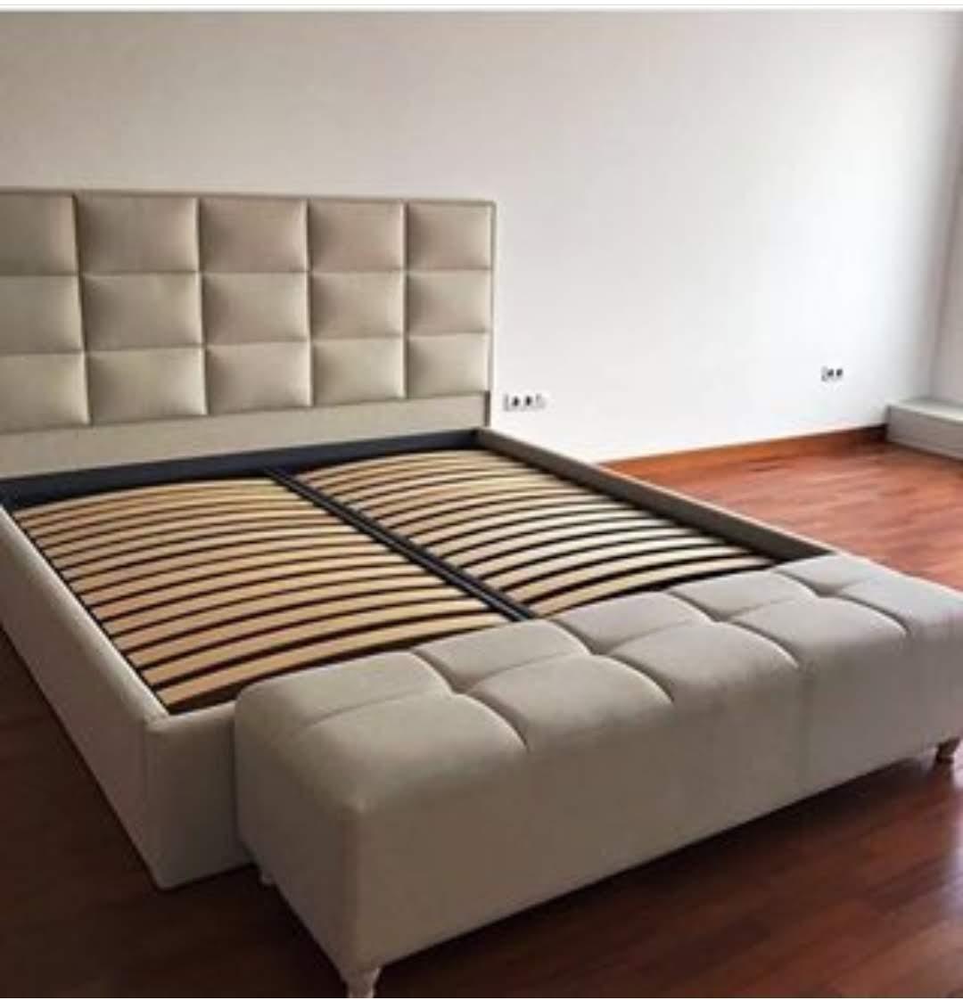 Кровать из дерева RIMK-18
