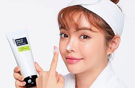Пенка для умывания Green Tea pH Clear Foam Cleanser 150ml. (Coxir)