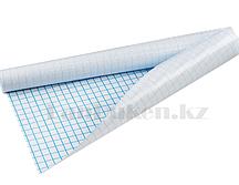 Обложка универсальная самоклеющаяся, прозрачная для учебников, дневников и тетрадей (29х48см)
