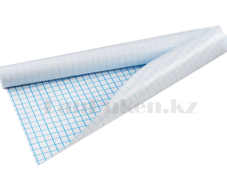 Обложка универсальная самоклеющаяся, прозрачная для учебников, дневников и тетрадей (29х48см) - фото 1