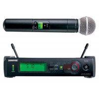 Радиомикрофоны SHURE SLX24E/58 L4E