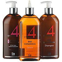 Комплекс от выпадения волос Макси / SYSTEM 4 3*500 мл
