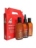 Комплекс от выпадения волос / SYSTEM 4 3*100 мл
