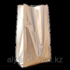 Пакет дой-пак фольгированный пятишовный с пропаянными гранями
