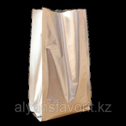 Пакет дой-пак фольгированный пятишовный с пропаянными гранями, фото 2