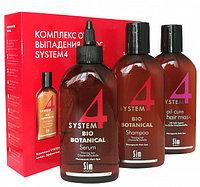 Комплекс от выпадения волос / SYSTEM 4 3*200 мл