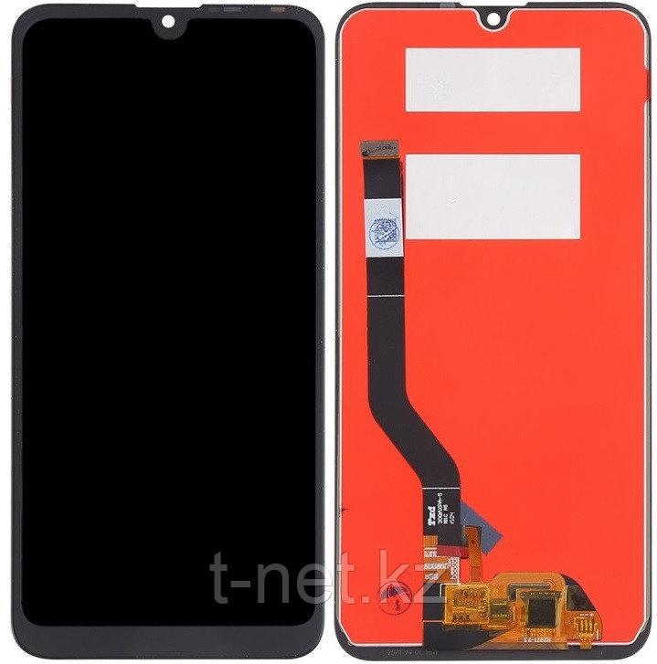 Дисплей Huawei Y7 2019/ Y7 PRIME 2019 DUB-LX1 с сенсором цвет черный
