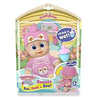 Bouncin' Babies Кукла Бони, 16 см (пьет и писает)
