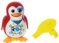 Игрушка Пингвин с кольцом
