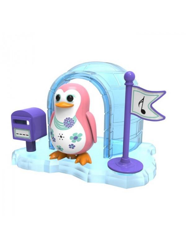 Игрушка Пингвин в домике