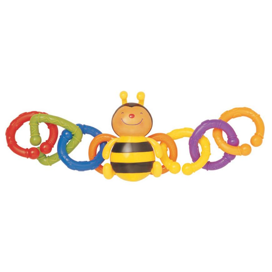 "Подвеска K's Kids набор для коляски ""Пчелка""  (пластик)"
