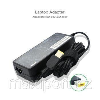 Lenovo прямоугольный штекер (USB) 4.5A 20V 90W, фото 2
