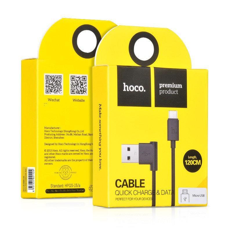 Кабель Hoco UPM10 Micro USB