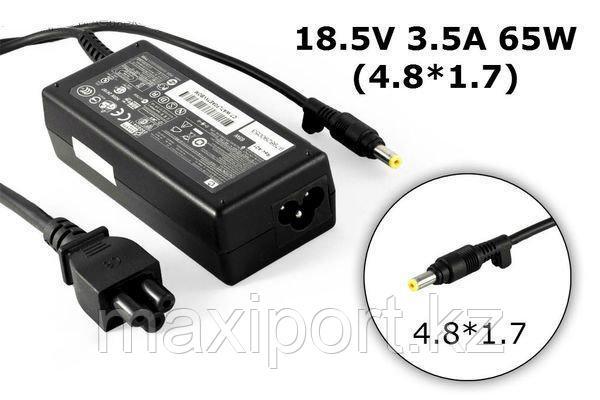 Hp 4.8X1.7 18.5V 3.5A 65W, фото 2