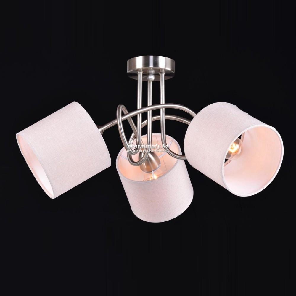 Люстра потолочная 3-х ламповая в стиле Modern