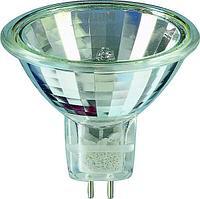 Лампа галогенная PILA MR16 12V 50W 36° GU5.3 с  защитным стеклом