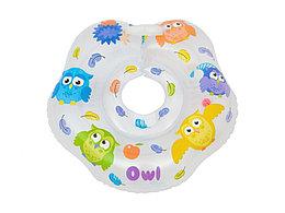 """Круг на шею для купания малышей """"Owl"""""""