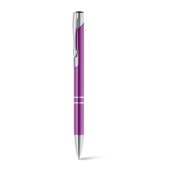 Шариковая ручка | BETA алюминь | Фиолетовая