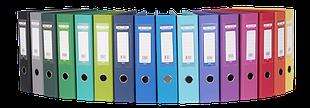 Папки регистраторы и архивные папки для документов
