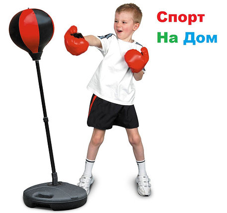 """Детский боксерский набор с перчатками """"Sports Hero"""", фото 2"""