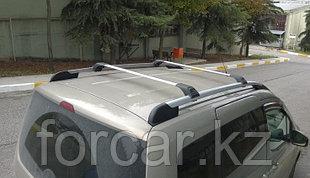 Перекладины багажные универсальные Tourmaline V1 106 см серебро