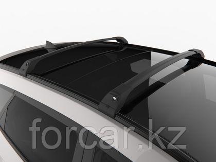 Перекладины багажные универсальные Tourmaline V1 BLACK 106 см, фото 2