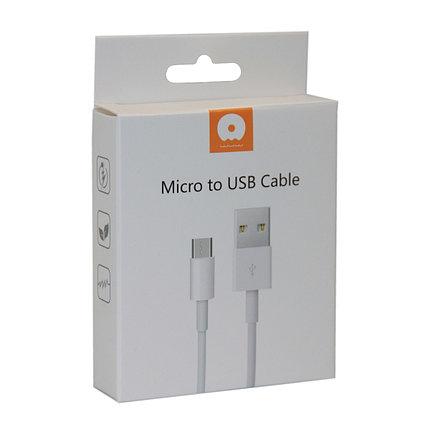 Кабель WUW X83 Micro USB, фото 2
